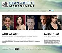 Dean Artists Management