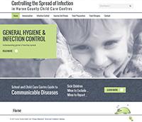 Huron County Health Unit Satellite Website